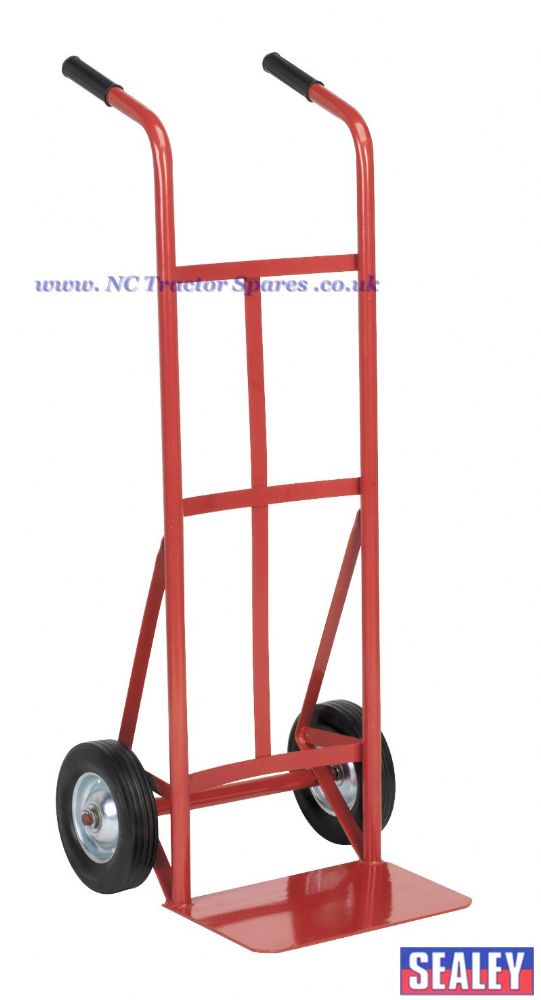 Sack Truck with Solid Tyres 150kg Capacity